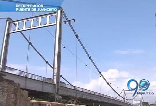 Expertos hacen recomendaciones sobre el puente de Juanchito