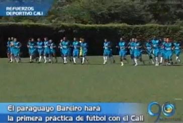 Deportivo Cali juega dos amistosos ante Cortuluá a puerta cerrada