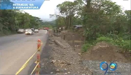 En el 2016 serían entregadas las obras de la doble calzada a Buenaventura