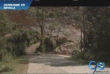 Habitantes de Sevilla, norte del Valle, piden pronta recuperación de la vía