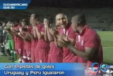 Los empates primaron en la segunda jornada del Suramericano Sub-20