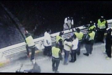 Policía de Cali evitó el suicidio de un hombre