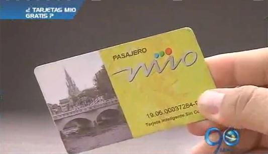 Concejo de Cali propone que tarjetas del MIO sean gratis