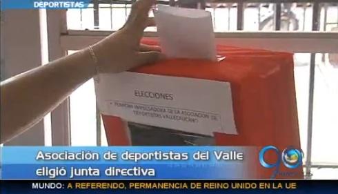 Deportistas de la región eligieron sus representantes ante Indervalle