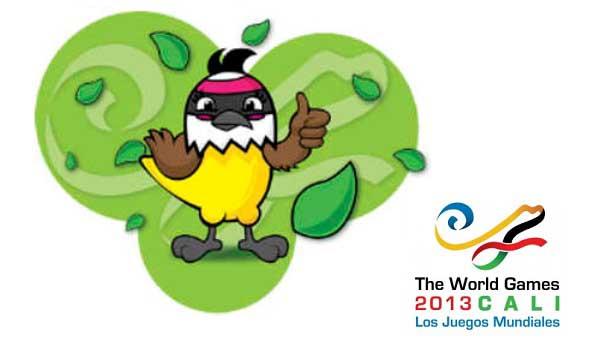 Este miércoles presentarán a Bichofué, la mascota de los World Games 2013
