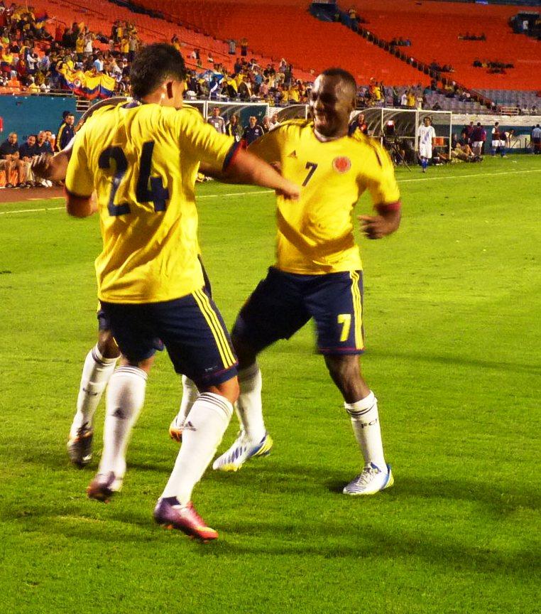 Colombia siguió con su senda ganadora en la era Pékerman