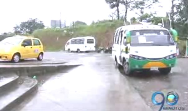 El transporte terrestre en Chocó continúa paralizado