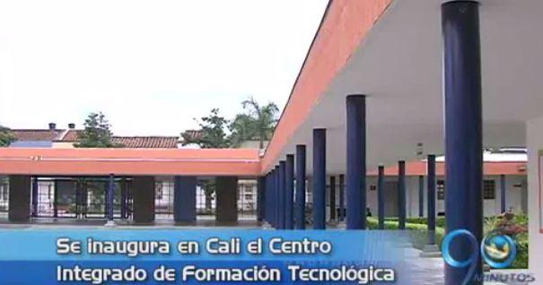 La UAO inauguró el Centro Integrado de Formación Tecnológica