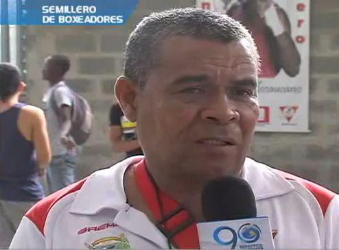 Entrevista con Jorge Aguirre, entrenador del 'Momo' Romero