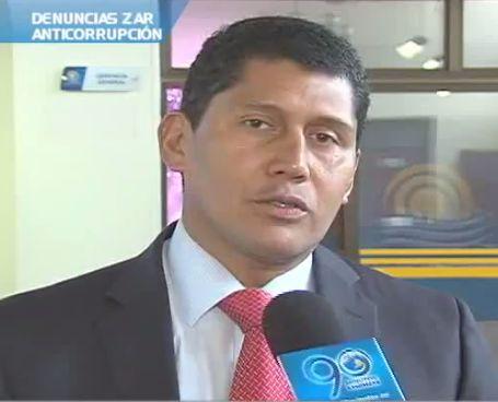 El Zar Anticorrupción del Valle entregó a la Contraloría  varias denuncias