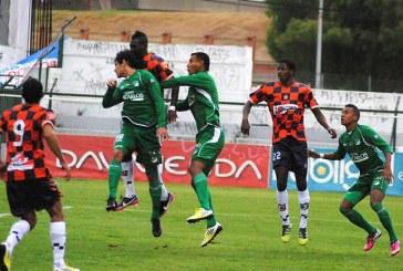 Deportivo Cali sumó su segunda victoria de la liga ante Boyacá Chicó