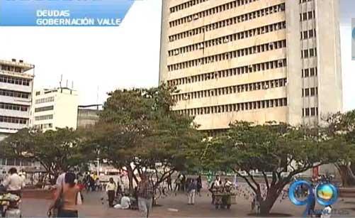 Las deudas del Valle ascienden a 700 mil millones de pesos