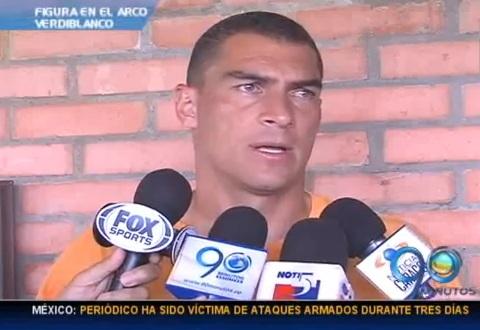 Faryd Mondragón aspira jugar en el Mundial de Brasil 2014