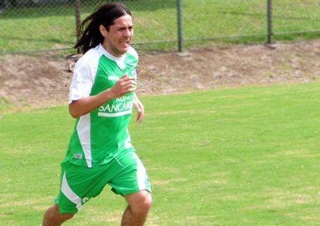 El chileno Hugo Droguett está listo para jugar con el Deportivo Cali