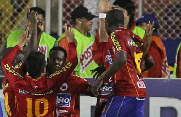 Deportivo Pasto venció a Patriotas en su debút en casa