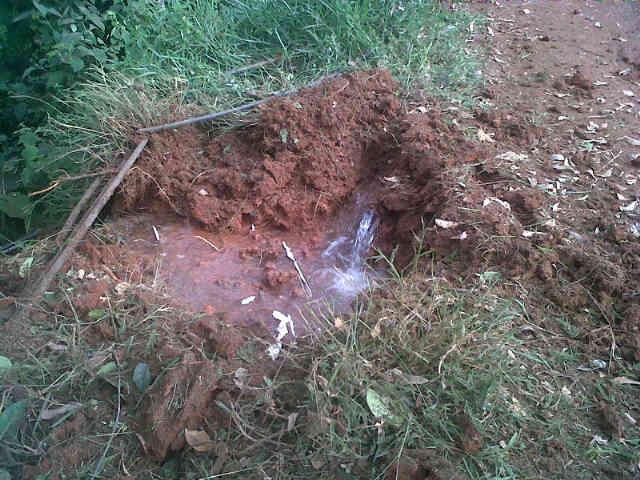 Farc dinamitan acueducto rural en norte del Cauca