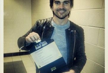 Juanes ganó el segundo Grammy anglo de su carrera