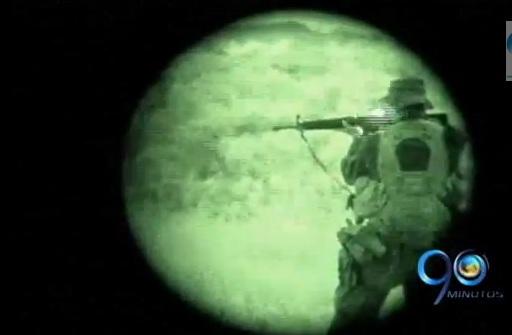 Combates entre Ejército y las Farc en Villa Colombia, Jamundí