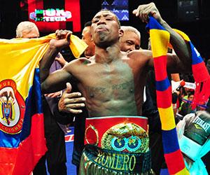 El campeón mundial Jonathan Romero es un ejemplo de superación
