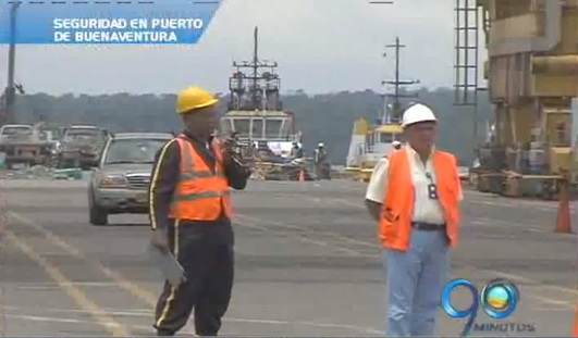 Puerto de Buenaventura cuenta con nuevos equipos de seguridad