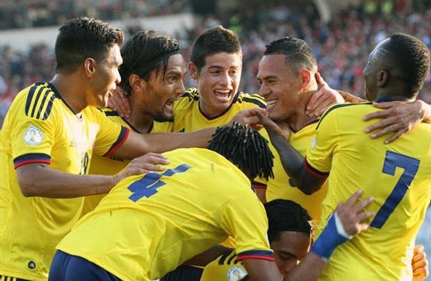 Colombia cayó un puesto en el ranking de la FIFA, pero sigue en el Top 10