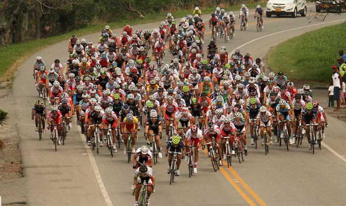 Más de 200 ciclistas estarán en el ya definido recorrido de la Vuelta al Valle 2013