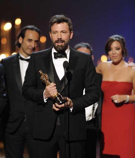 Argo y Una aventura extraordinaria los ganadores en los Óscar