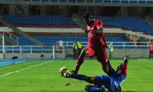 Con empate a dos goles, América y U. de Popayán debutaron en Copa
