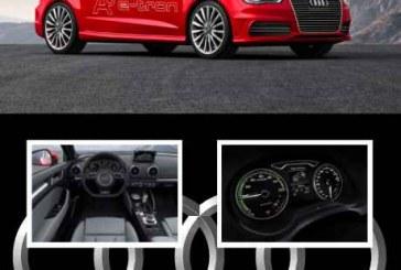 Audi presentará su nuevo carro ecológico, Audi A3 E-tron
