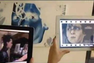 Caleño crea obras que invierten la realidad del ojo humano