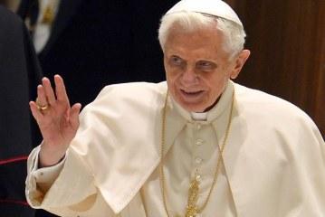 Este es el discurso de Benedicto XVI anunciando su renuncia