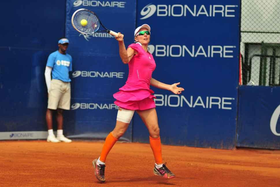 Colombia, con Catalina Castaño, logró el subtítulo de la Copa Bionaire