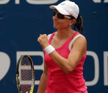 Catalina Castaño pasa a semifinales y Mariana Duque es derrotada