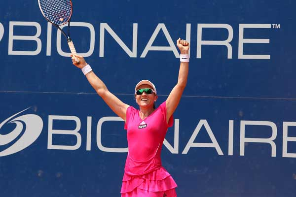 Catalina Castaño se clasifica a la final de la Copa Bionaire