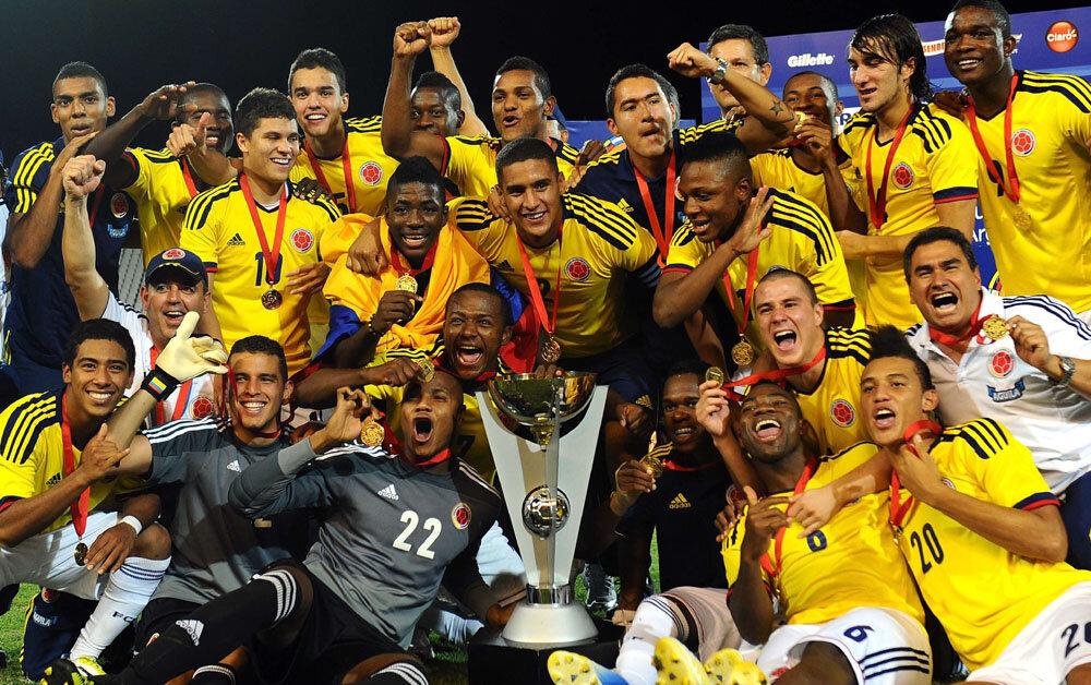 Colombia superó a Paraguay y se coronó campeón del Suramericano