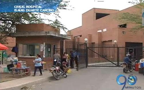 Alcaldía y Gobernación, los mayores deudores del Hospital Isaías Duarte