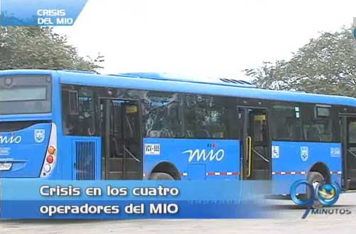 Alcalde gestiona en Bogotá recursos para crisis del MIO