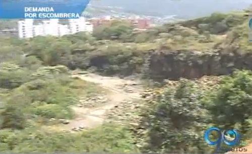 Millonaria demanda afronta el municipio por escombrera El Mameyal