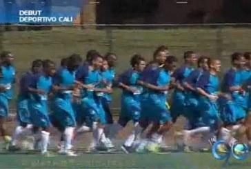El Deportivo Cali debuta mañana ante Once Caldas en el Pascual Guerrero