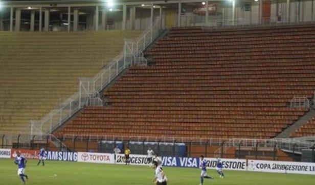 Millonarios cayó ante Corinthians en Copa Libertadores