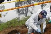 Hallan 3 cuerpos de menores indígenas en Nariño