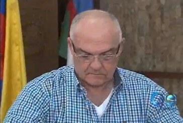 Renunció Rodrigo Jordán, gerente de Corfecali