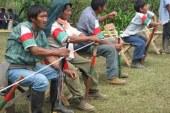 Indígenas retienen a presuntos ladrones de motos