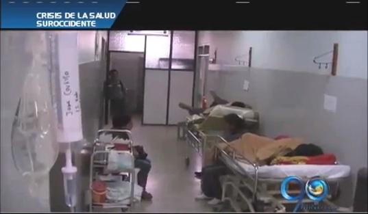 Crisis hospitalaria: murió mujer embarazada por culpa del paro