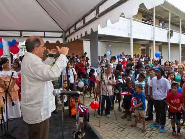 Colegio Isaías Duarte Cancino iniciará con todas las de la ley