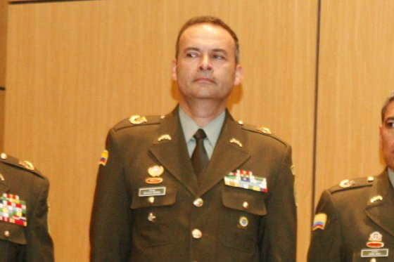 Declaran inhabilidad del coronel Gustavo Moreno para ser director del INPEC