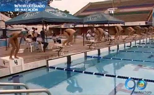 Este viernes inicia en Cali el intercolegiado infantil de natación