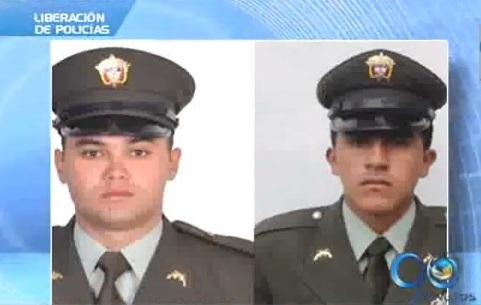 CICR listo para recibir a los policías secuestrados