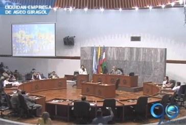 Concejales debaten liquidación de empresa de aseo Girasol