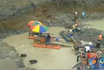 """""""Niños en la minería ilegal, es una canallada"""": Minambiente"""